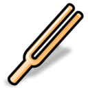 The tuning fork, trusted tool of vocalists and instrumentalists alike for finding their pitch.