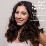 How I Learned to Sight Read (Despite Years of Piano Lessons)